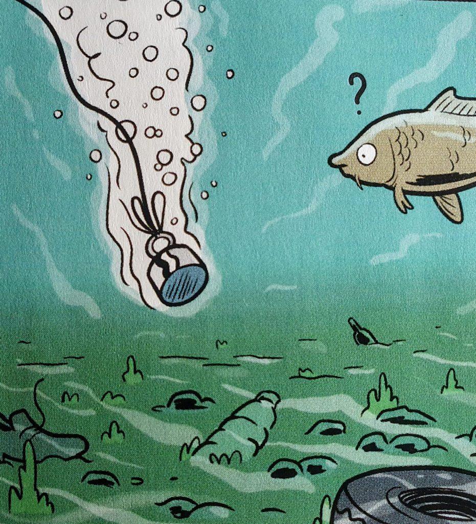 magneet vissen